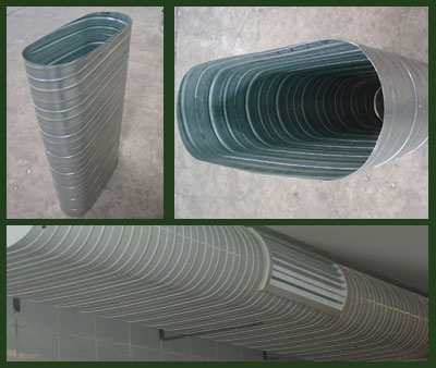 Oval Duct Industrysearch Australia