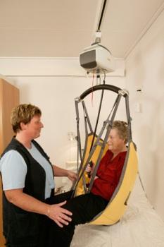 Portable Ceiling Hoist System | GH2F