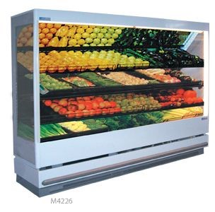 Fruit Vegetable Open Display Fridge Coldmart Deluxe