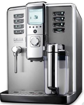 Gaggia Accademia Segafredo Automatic Coffee Machines