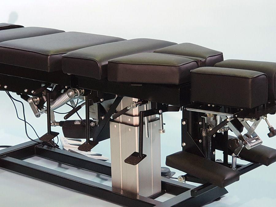 Omni Chiropractic Tables Stationary Flexion Distraction
