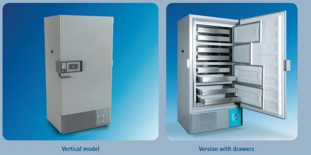 Nexus Freezer Series