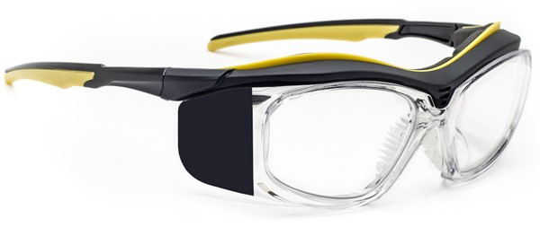 81924949e6 X-Ray Lead Glasses with Lateral Protection - DM-F10
