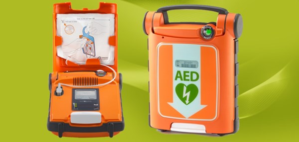 ceac88cf4c5 Automatic Defibrillator - Cardiac Science Powerheart®G5