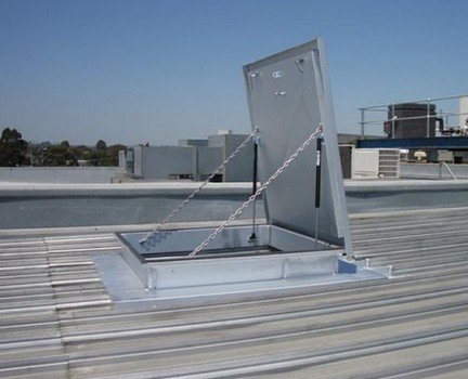 Roof Access Roof Access Hatch Industrysearch Australia