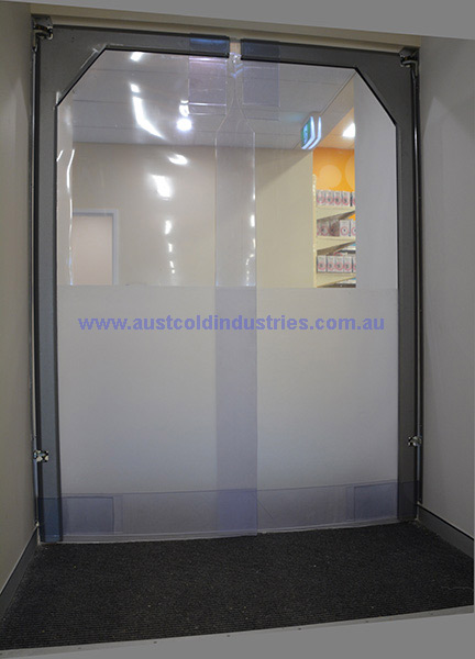 Pvc Swing Doors Heavy Duty Industrysearch Australia
