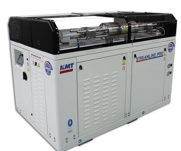 KMT Streamline Pro High Pressure Pump for Waterjet Cutting