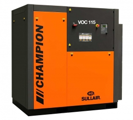 Sullair Voc Vsd Industrial Screw Air Compressor