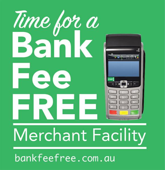 Bank Fee Free Eftpos