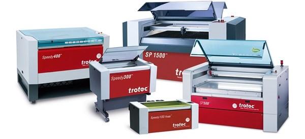 Laser Engraving Machine Speedy 100 Industrysearch