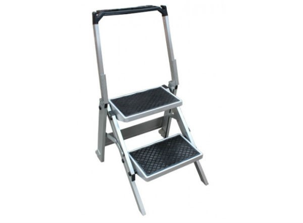 068d6c15405 Compact 2 Step Ladder | Little Monstar - IndustrySearch Australia