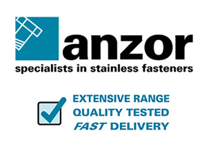 Anzor - Stainless Fastener Specialists