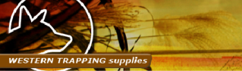 Western Trapping Supplies