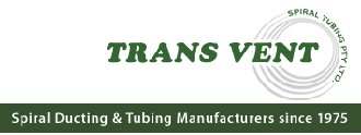Trans Vent Spiral Tubing