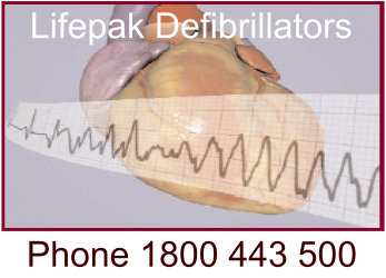 Lifepak Defibrillators