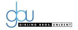 Gibling Bros Unident