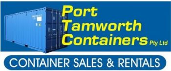 Port Tamworth Containers