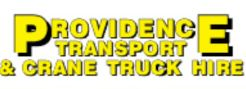 Providence Transport & Crane Truck Hire