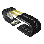 Dumper Rubber Tracks