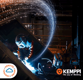Kemppi's welding quality system implemented at multiple overseas sites