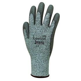 HPPE Gloves Grey Polyurethane Palm Coating - Taranto