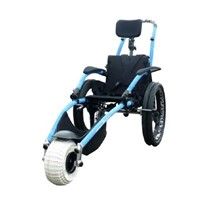 Manual Wheelchair - Hippocampe, All Terrain Beach