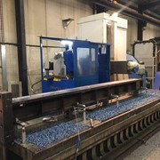 Soraluce (Spain) Model FP 6000 Travelling Column CNC Bed Mill