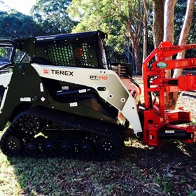 Tree Shear for Forestry, Land Clearing & Vegetation Management