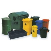Lidded and Wheelie Waste Bins