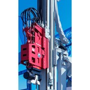 Pile Driving Equipment I Leader-Mounted Vibrator