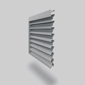 Airocle Operable Louvres C Series