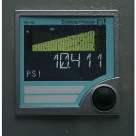 RIA452 - Process indicator with pump control