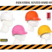 Vented Hard Hat Industrial 4 Colours