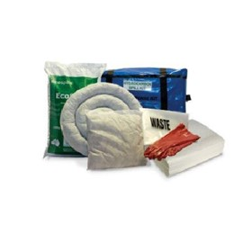 Hydrocarbon (Fuel and Oil) Spill Kits 100L