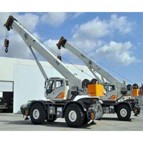Rough Terrain Crane | RT75