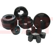 Couplings - HRC - Jaw - Tyre - Gear