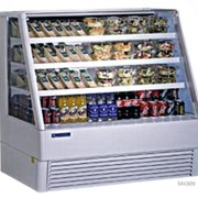 Compact Small Open Food Display Fridge |  Coldmart Junior