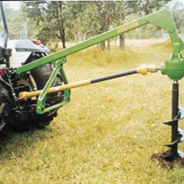 Agrifarm Utility Equipment | APD Post Hole Digger
