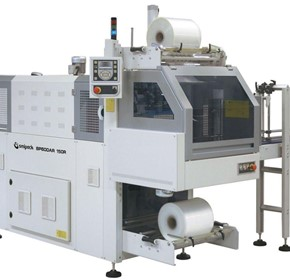 Fully Automatic Bundle Shrink Wrappers | BP 800 AR 150Z