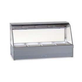 Hot Foodbar - C22 - Curved Glass Heated Food Display