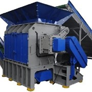 Tyre Shredders & Rubber Recycling Systems | ZTTS Series