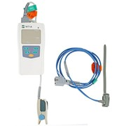 NT1A Pulse Oximeter with Neonatal Wrap Sensor