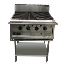 Oxford Series BBQ 4 Burner