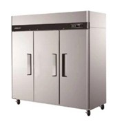 Turbo Air 3 Door Top Mount Foodservice Chiller