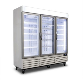 Thermocool Tripple Glass Door Display Freezer 1657L
