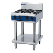Gas Cooktop Leg Stand | Blue Seal Evolution Series G514D-LS