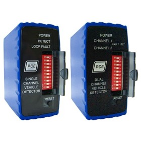 SafePass LD100 & LD200 Series Loop Detectors