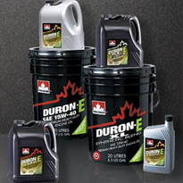 "Heavy Duty Engine Oil | DURONâ""¢-E 15W40"