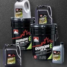 Heavy Duty Engine Oil | DURON™-E 15W40
