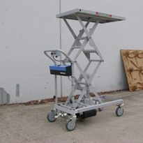 Battery Powered Scissor Platform | TLS